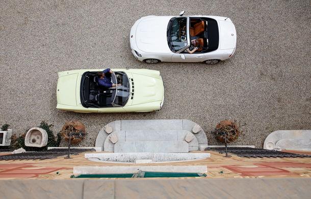 Fiat 124 Spider sărbătorește 50 de ani de la nașterea strămoșului său - Poza 4
