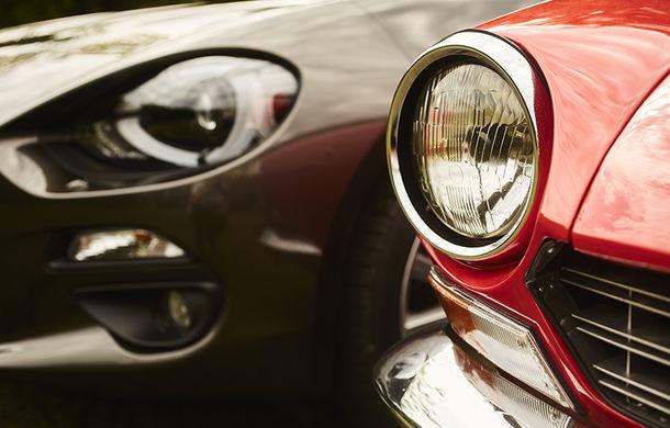 Fiat 124 Spider sărbătorește 50 de ani de la nașterea strămoșului său - Poza 18