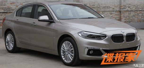 Nu atingeți exponatele: BMW Seria 1 Sedan este rivalul pe care Audi A3 Sedan nu-l va avea în Europa - Poza 6