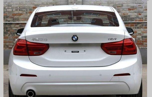 Nu atingeți exponatele: BMW Seria 1 Sedan este rivalul pe care Audi A3 Sedan nu-l va avea în Europa - Poza 5