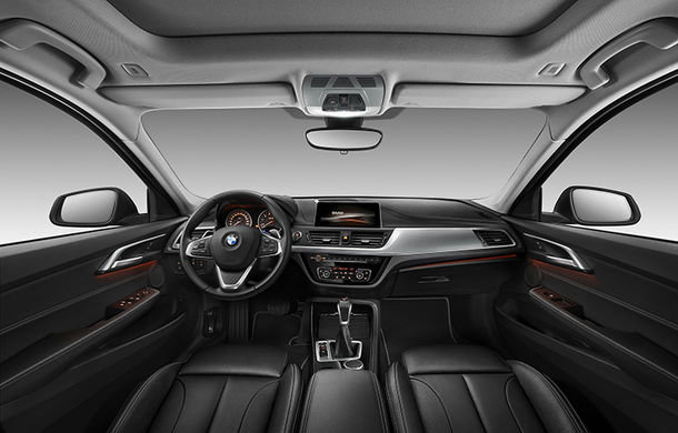 Nu atingeți exponatele: BMW Seria 1 Sedan este rivalul pe care Audi A3 Sedan nu-l va avea în Europa - Poza 3