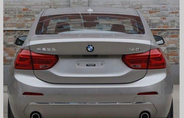 Nu atingeți exponatele: BMW Seria 1 Sedan este rivalul pe care Audi A3 Sedan nu-l va avea în Europa - Poza 7