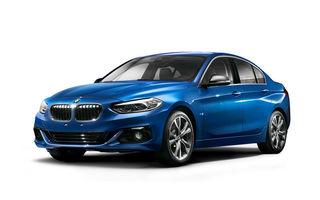 Nu atingeți exponatele: BMW Seria 1 Sedan este rivalul pe care Audi A3 Sedan nu-l va avea în Europa