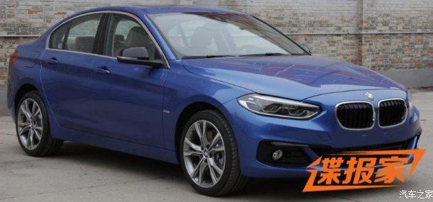 Nu atingeți exponatele: BMW Seria 1 Sedan este rivalul pe care Audi A3 Sedan nu-l va avea în Europa - Poza 8