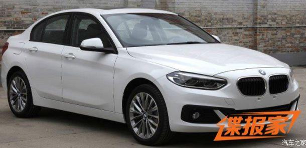 Nu atingeți exponatele: BMW Seria 1 Sedan este rivalul pe care Audi A3 Sedan nu-l va avea în Europa - Poza 4