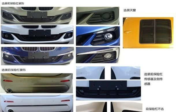 Nu atingeți exponatele: BMW Seria 1 Sedan este rivalul pe care Audi A3 Sedan nu-l va avea în Europa - Poza 10