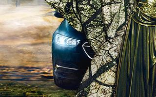 Îți face cu ochiul? Noua generație Opel Insignia își prezintă nouile faruri LED, botezate IntelliLux