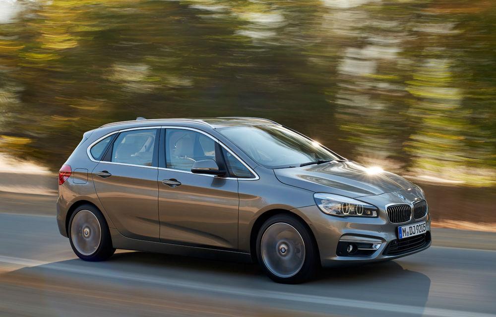 BMW le dă peste nas cârcotașilor: monovolumul Seria 2 se vinde ca pâinea caldă - Poza 1