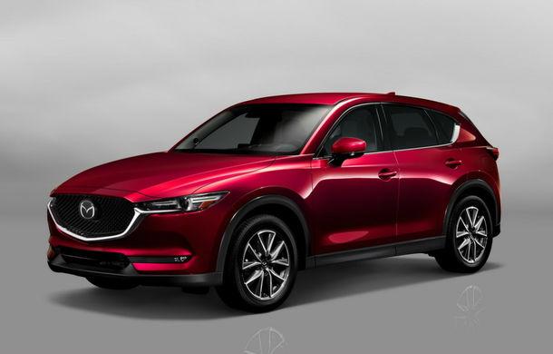 Fast forward: Mazda CX-5 ajunge la a doua generație la doar 4 ani de la prezentarea primeia - Poza 1