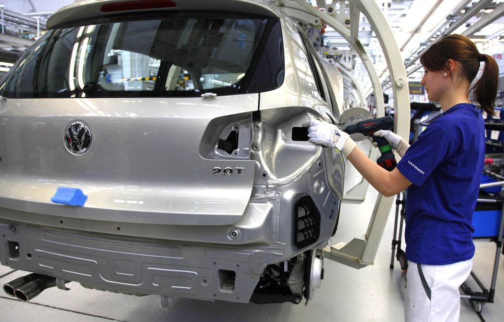 Măsuri dure după Dieselgate: Volkswagen va concedia 30.000 de angajaţi, echivalentul a 5% din forţa de muncă - Poza 1