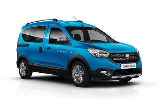 În familie completă: facelift-ul de pe Sandero și Logan se extinde pe Lodgy, Dokker și Dokker Van