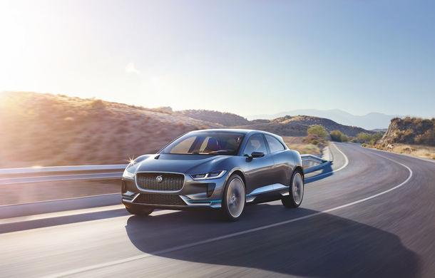 De voie, de nevoie: jumătate din gama Jaguar Land Rover va fi hibridă sau electrică în 2020 - Poza 1