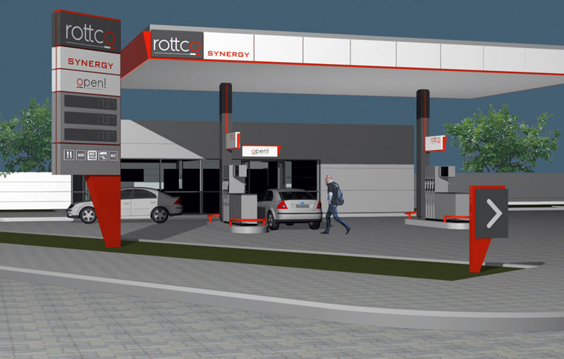 O nouă reţea de benzinării în România: Rottco deschide 30 de unităţi prin unirea distribuitorilor independenţi - Poza 1