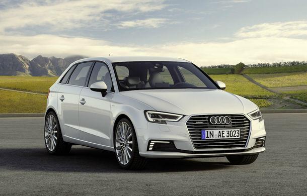 Ofensivă ecologică: Audi va lansa 5 modele e-tron în China, inclusiv o maşină electrică cu autonomie de 500 de kilometri - Poza 1