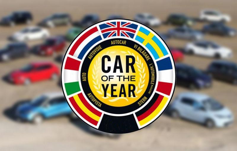 Care va fi Maşina Anului 2017 în Europa? Alfa Romeo Giulia şi Mercedes-Benz Clasa E, favoriţii listei de 7 finalişti - Poza 1
