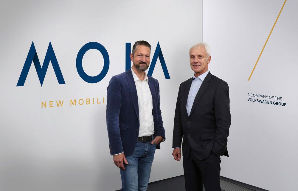 Volkswagen lansează Moia: un serviciu care vrea să devină alternativa modernă la transportul în comun - Poza 2