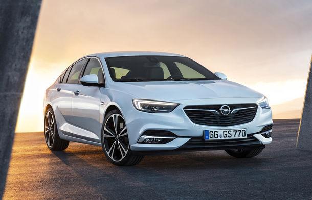 Noua generație Opel Insignia se prezintă oficial: miza pe dinamică și tehnologie - Poza 1