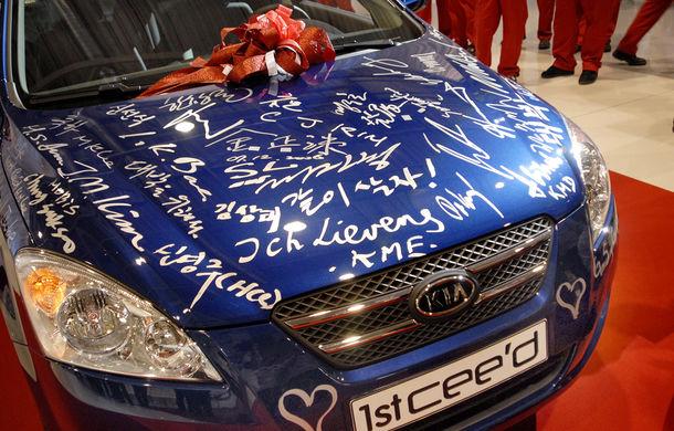 Când a trecut timpul? Kia sărbătorește 10 ani de producție europeană în Slovacia - Poza 4