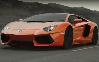 Lamborghini se joacă cu imaginația noastră: un clip video anunță lansarea lui Aventador facelift