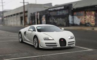 Bugatti Veyron se transformă în mașină de colecție: ultimul exemplar coupe va fi scos la licitație