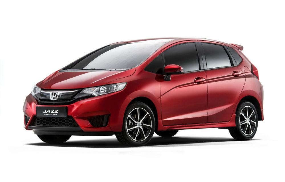 Honda va introduce hibrizi şi electrice până în 2020: Jazz, primul model al constructorului care ar putea avea versiune electrică - Poza 1