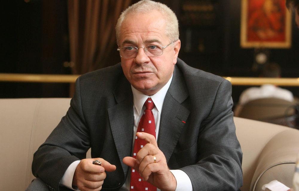 Doliu în industria auto din România: Constantin Stroe, omul care a salvat Dacia, a încetat din viață la 74 de ani - Poza 1