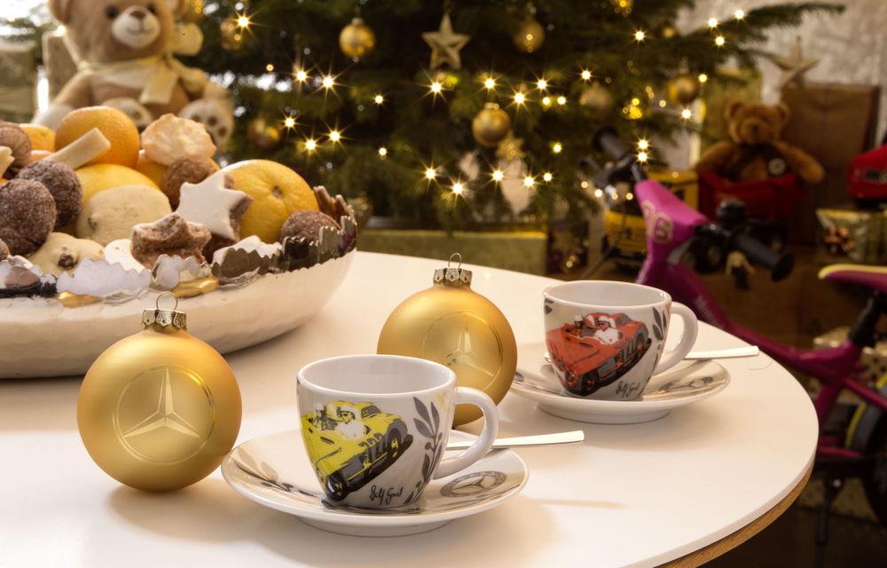 Pe ce cadouri de Crăciun cheltuim banii? Mercedes a lansat în România o colecție de daruri cu preț piperat - Poza 5