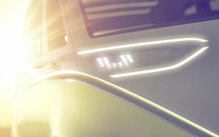 Volkswagen pregăteşte un nou concept electric din gama ID: shuttle cu design inspirat din Transporter