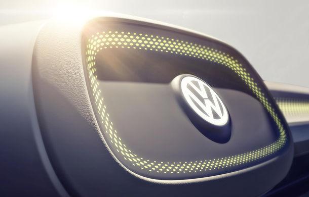 Volkswagen pregăteşte un nou concept electric din gama ID: shuttle cu design inspirat din Transporter - Poza 3