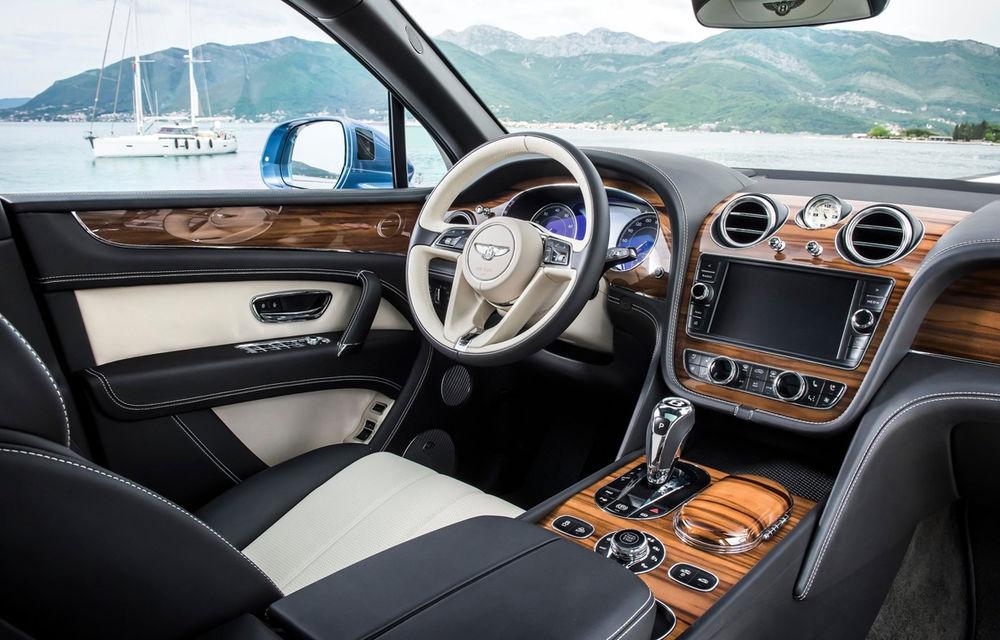 SUV-urile de lux, la mare căutare în 2016 în România: 12 Bentley Bentayga vândute și trei precomenzi pentru Lamborghini Urus - Poza 2
