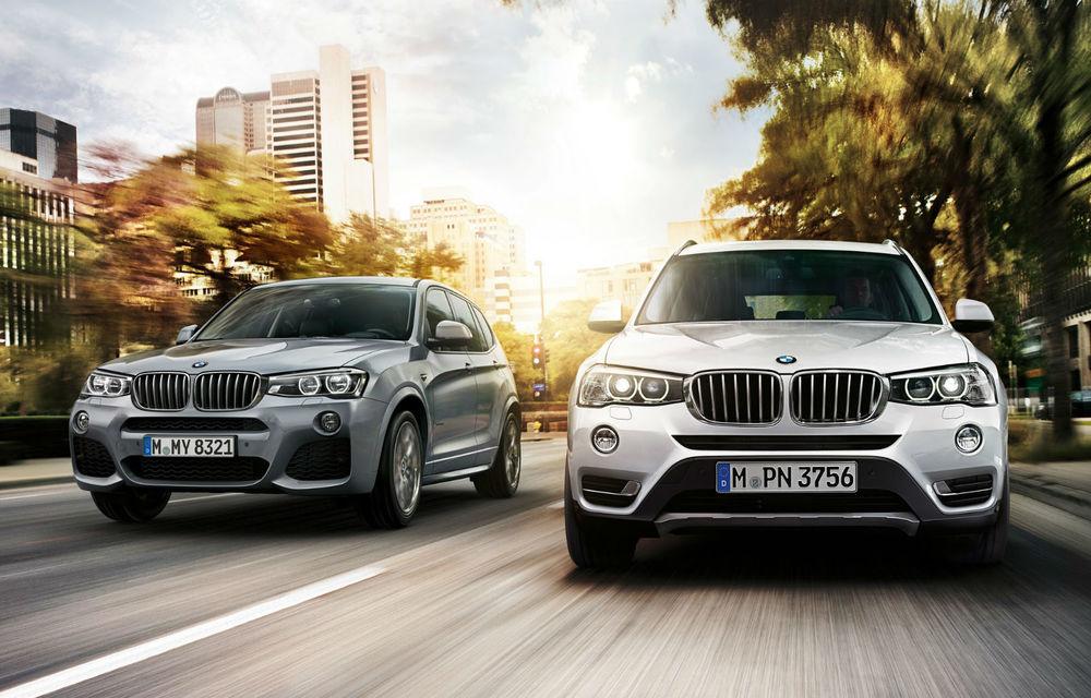 Era și timpul: Noul BMW X3 va debuta în august 2017, dar îl vom vedea pe stradă abia în martie 2018 - Poza 1