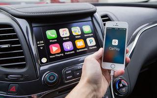"""""""Monstruoasa coaliție"""": Ford, Subaru, Mazda, PSA, Suzuki și Toyota se unesc împotriva Apple și Google"""