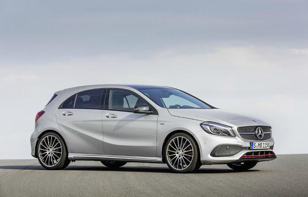 Schimbări în parteneriatul Nissan-Mercedes: planurile pentru utilizarea unei platforme comune pentru Infiniti Q40 şi Clasa A au picat - Poza 1