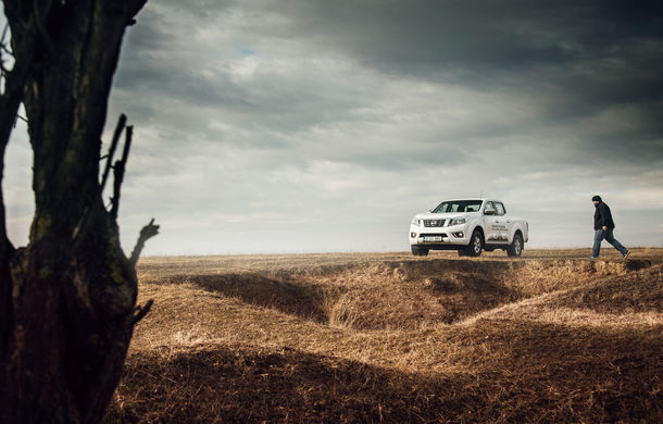 Teste de vacanță: cum ne-am petrecut Sărbătorile cu BMW X3, Nissan Navara și Renault Megane Estate - Poza 4