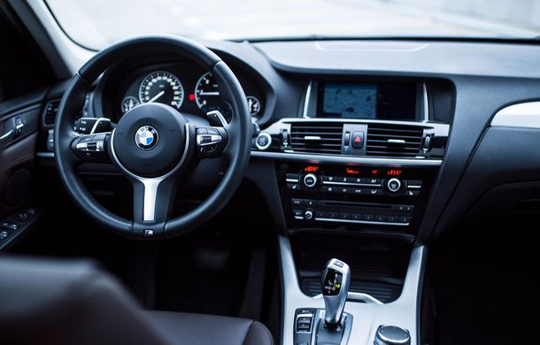 Teste de vacanță: cum ne-am petrecut Sărbătorile cu BMW X3, Nissan Navara și Renault Megane Estate - Poza 12