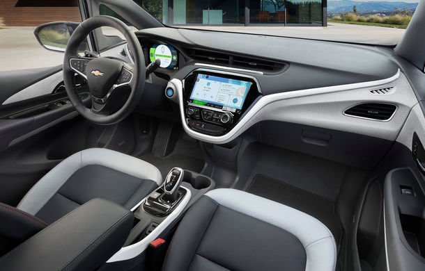 Nord-americanii și-au ales Mașina Anului: electrica Chevrolet Bolt (Opel Ampera-e în Europa) ia marele premiu pe 2017 - Poza 2