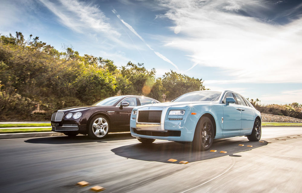 Bogații lumii au îngroșat conturile Bentley și Rolls Royce: ambele branduri au avut un 2016 record - Poza 1