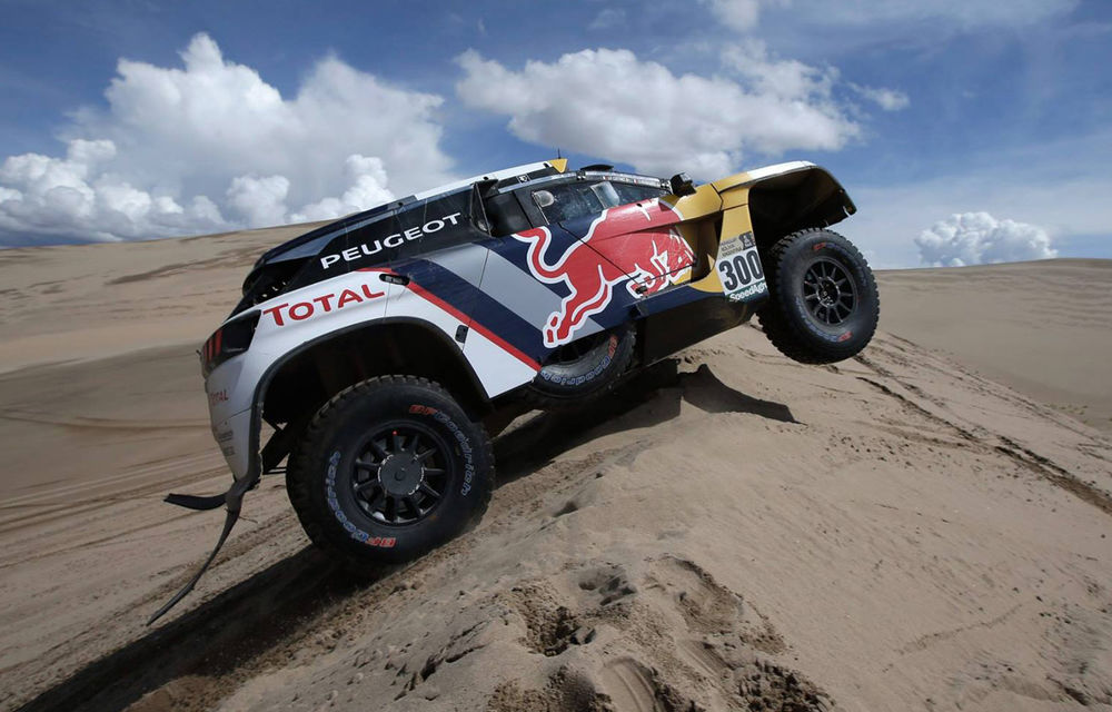 Raliul Dakar 2017, dominat de Peugeot: Peterhansel obține a 13-a victorie și termină în fața lui Loeb. Românul Mani Gyenes, locul 17 la clasa moto - Poza 1