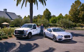 Cum vede Bentley luxul: clienții nu mai trebuie să meargă la benzinărie și vor putea conduce orice limuzină a brandului