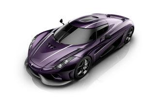 Prince și melodia Purple Rain, singurele motive pentru care Koenigsegg ar vopsi un Regera în culoarea mov