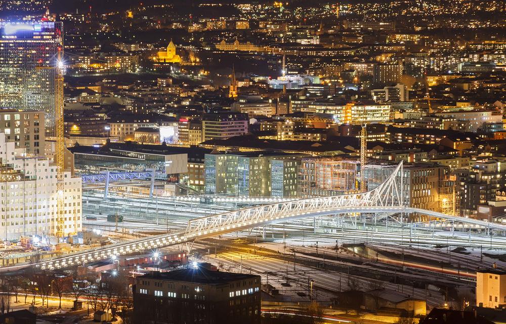 Oslo pune piciorul în prag: mașinile diesel, interzise în capitala Norvegiei pentru cel puțin două zile în această săptămână - Poza 2