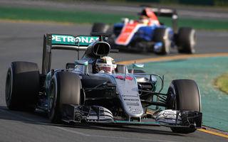 FIA anunță spectacol de gală: monoposturile de Formula 1 vor fi cu 40 km/h mai rapide în viraje decât în 2016