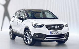 Noul Opel Crossland X schimbă tot ce știam despre SUV-urile din Russelsheim: este mai mic decât Mokka X și se bate cu Renault Captur
