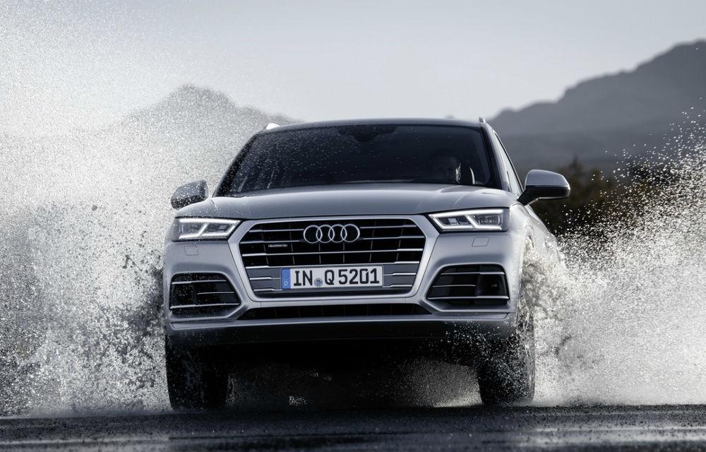 În mijlocul iernii, Audi sărbătorește opt milioane de mașini echipate cu sistem de tracțiune integrală quattro - Poza 1