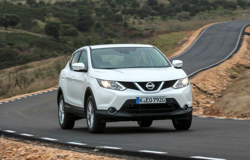 Top 10 SUV-uri vândute în Europa în 2016: Qashqai conduce clasamentul, Duster e pe locul al șaptelea - Poza 1