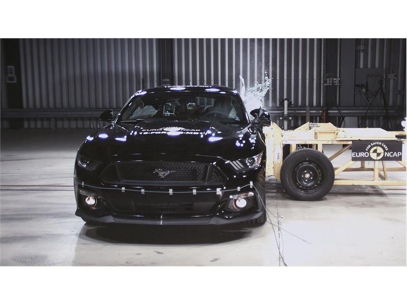 EuroNCAP a publicat primele rezultate din 2017: Ford Mustang dezamăgește cu doar două stele, Volvo excelează cu noile S90 și V90 - Poza 6