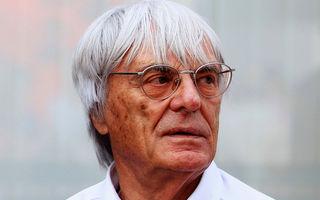 Ecclestone nu renunță: britanicul pregătește o competiție paralelă cu Formula 1 pentru 2019