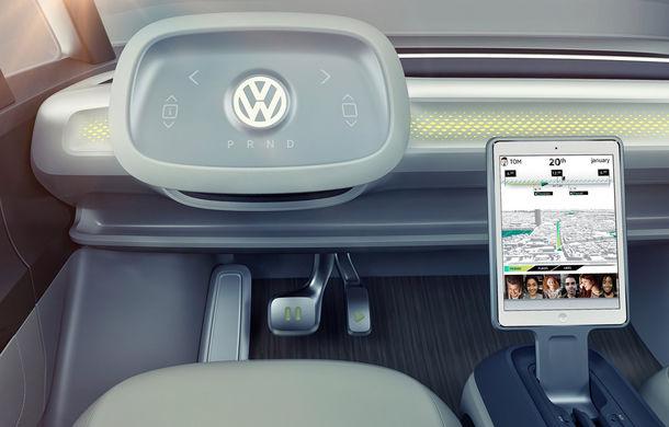 Experienţe noi la volan: Volkswagen va introduce sisteme de realitate augmentată pe modelele sale electrice - Poza 1