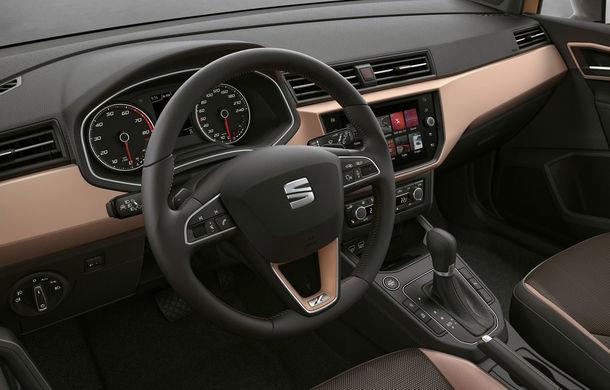 Noua generație Seat Ibiza se prezintă oficial: look inspirat din Leon, dimensiuni mai mari, sisteme tehnologice de top - Poza 12