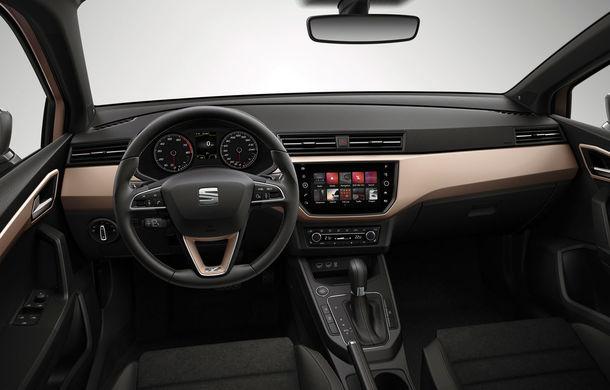Noua generație Seat Ibiza se prezintă oficial: look inspirat din Leon, dimensiuni mai mari, sisteme tehnologice de top - Poza 11